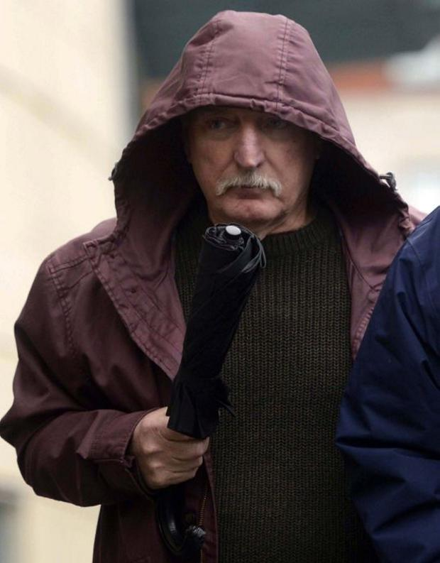 Ivor Bell faces charges of aiding and abetting Mrs McConville's murder, and membership of the IRA