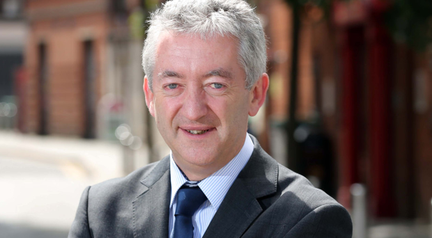 Forward looking: John McGrillen says tourism here has a great future