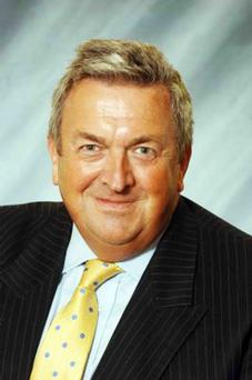 Solicitor Graham Keys is also a well-known racehorse owner and breeder