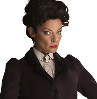 Big change: Michelle Gomez