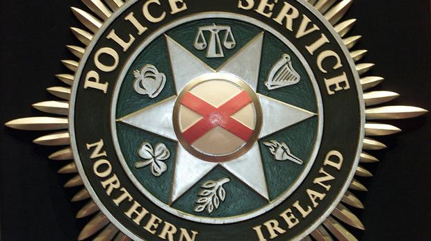 The PSNI said the search was part of an investigation into violent dissident republican activity