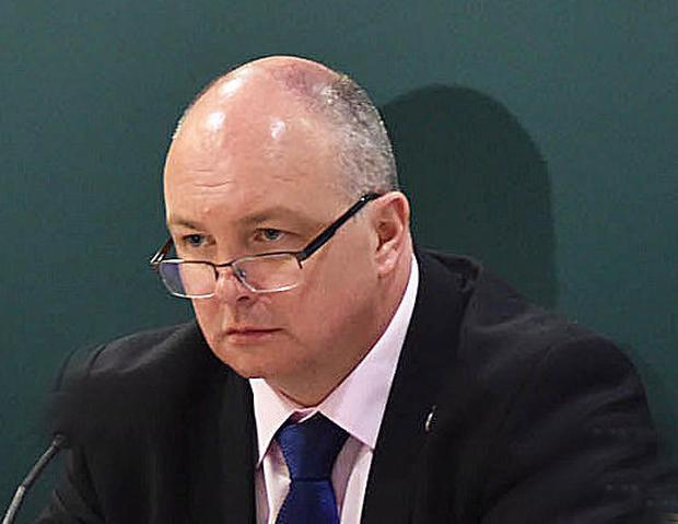 Mark Lindsay is chairman of the Police Federation