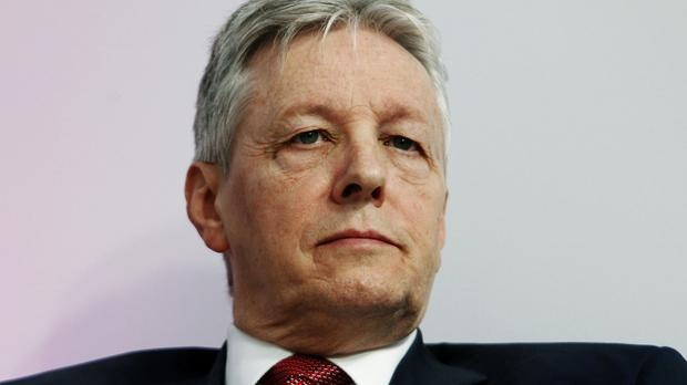 Peter Robinson said he would be willing to appear before MLAs