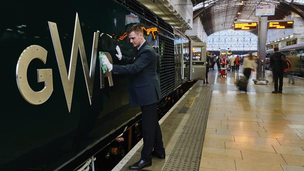 Welsh fans will struggle to get to Paddington Station in time to catch a Great Western Railway service