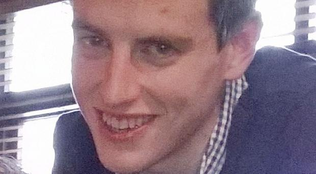 Conall Kerrigan, 25, fell to his death from the walls of Londonderry (Police Service of Northern Ireland/PA Wire)