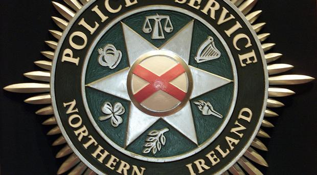The PSNI detained the 35-year-old in connection with the find in west Belfast last month