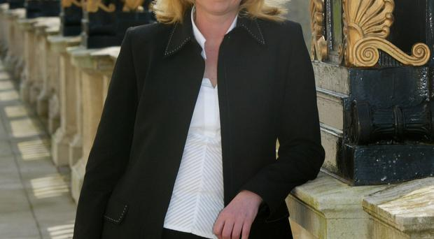 Janice McAleese resigned as chief executive of the Northern Ireland Events Company in 2007 - months before it was wound up with debts of more than £1m