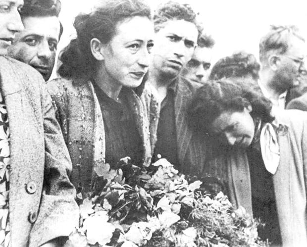 The Kielce Pogrom in 1946
