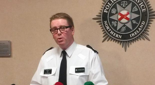Assistant Chief Constable Will Kerr warned that dissident republicans are planning attacks