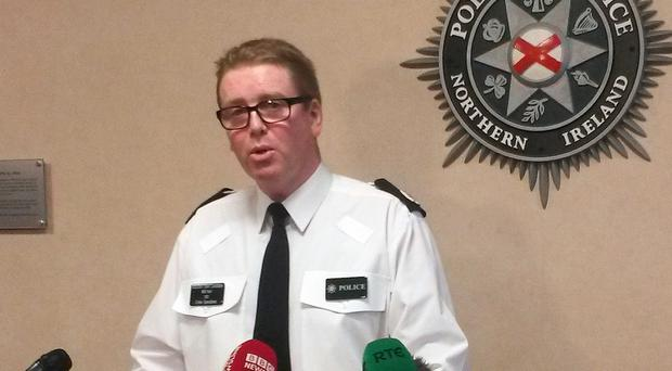 PSNI assistant chief constable Will Kerr told the Policing Board that