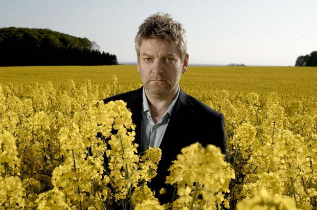 Kenneth Branagh in his role as Wallander
