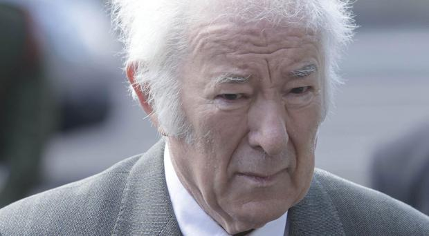 Seamus Heaney won the Nobel Prize for literature