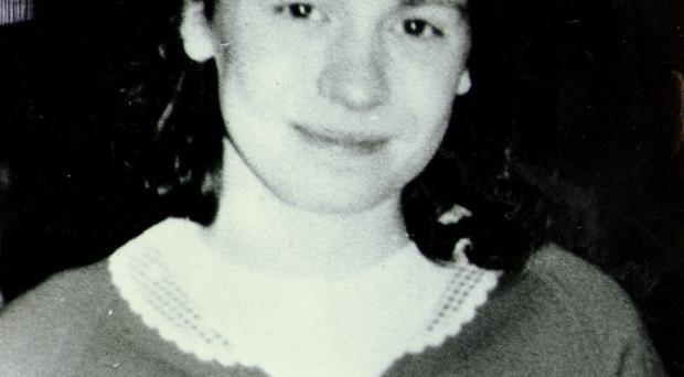 Mary Travers who was murdered by the IRA