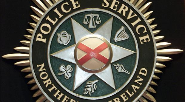 Police appealed for witnesses after the incident in the Lynda Meadows area of Newtownabbey