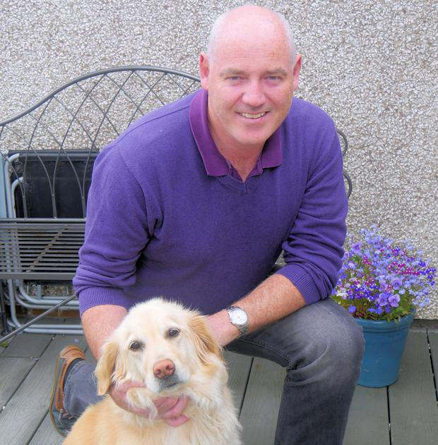 Simon Clarke from Armagh took part in the survey