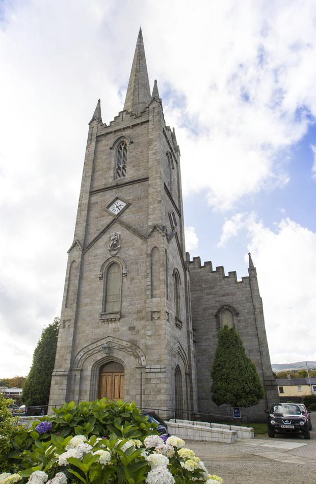 Controversy: St Mary's Church Of Ireland in Newry