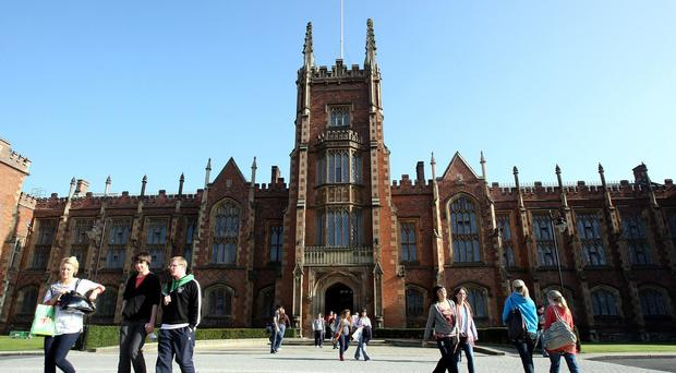 Queen's University in Belfast, where Centre for Secure Information Technologies' researchers developed the software