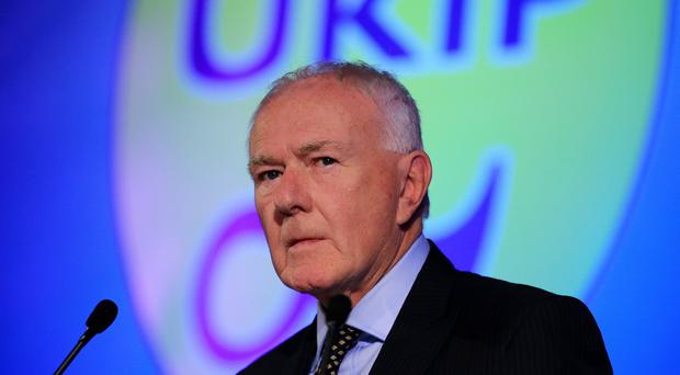 Ukip's David McNarry was accused over his views about economic migrants in N Ireland