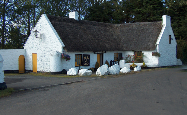 The Crosskeys Inn in Toome is to be extended
