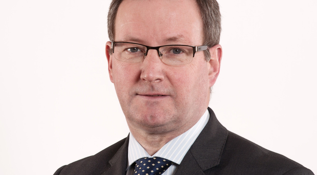 Queen's University Vice-Chancellor Professor Patrick Johnston