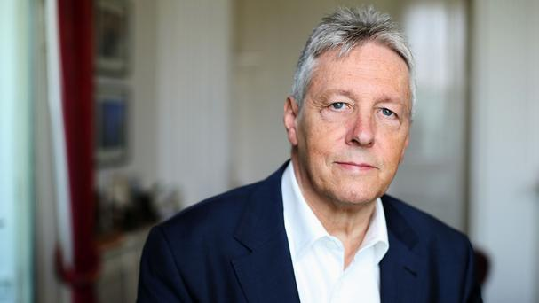 Peter Robinson gave evidence to a Stormont committee investigating the £1.2 billion sale of assets owned by Nama
