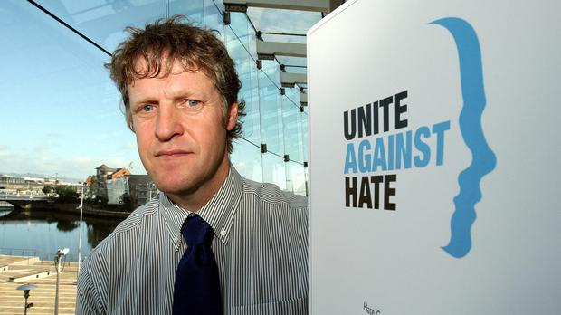 Dr Duncan Morrow is to lead a new hate crime advisory group