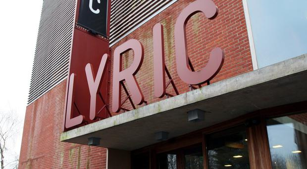 The Lyric Theatre in Belfast was among numerous organisations told to prepare for in-year cuts