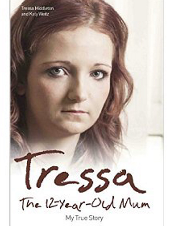 Tressa's book about her ordeal