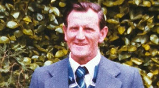 Eugene Dalton was killed by an IRA bomb in 1988 (Family photo/PA)
