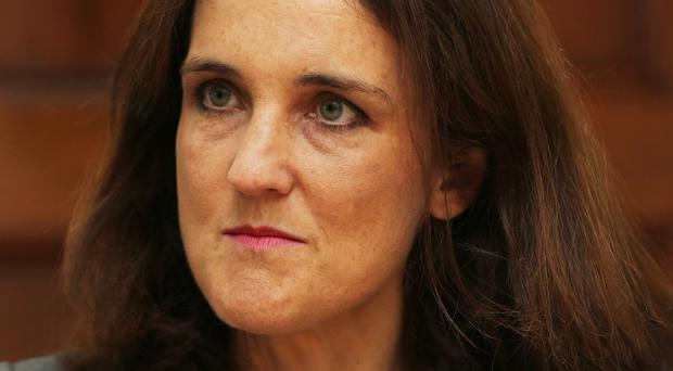 Northern Ireland Secretary Theresa Villiers has spelt out her requirements