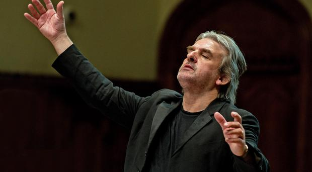 Barry Douglas and Camerata Ireland will thrill audiences in cities across South America including Buenos Aires