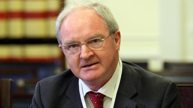 Lord Chief Justice Sir Declan Morgan warned the current inquest system was ineffective