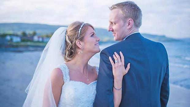 John and Lynette Rodgers who have drowned off the coast of South Africa while on honeymoon (Caroline Smyth Photography)