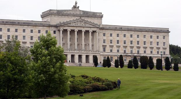 There is stalemate at Stormont over the Stormont House Agreement