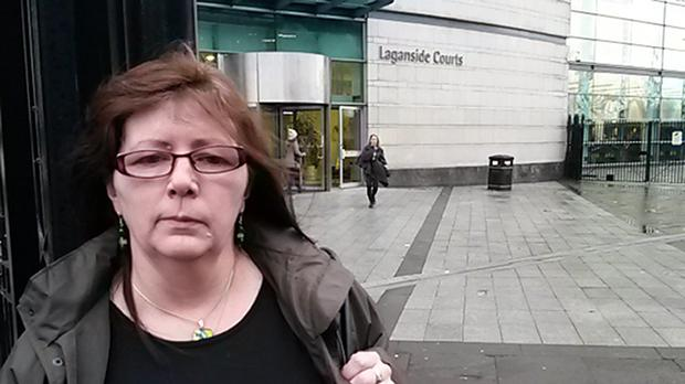 Janet Donnelly said a bullet had been found in her father's remains