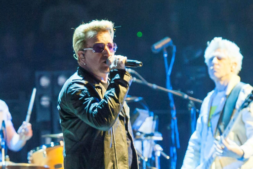 U2 plays the SSE Arena next month amid controversy over a tribute to the victims of the 1974 UVF Dublin and Monaghan bombings