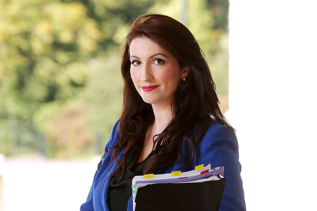The DUP's Emma Pengelly will be a junior minister