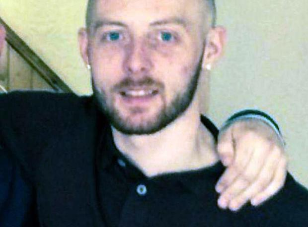 Ryan Padraig Maguire who pleaded guilty to making threats against Jamie Bryson