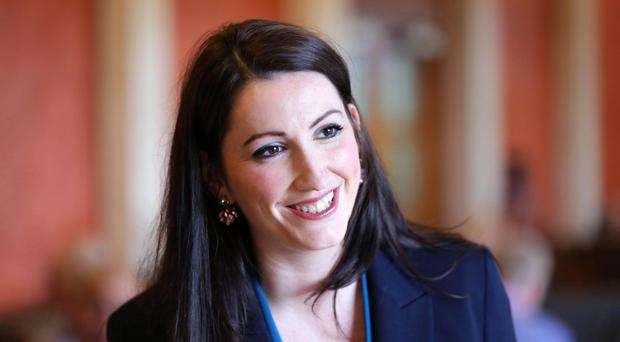 New Junior Minister Emma Pengelly