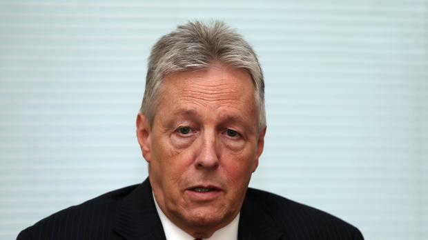 DUP leader Peter Robinson said there is 10 days to save power-sharing in Northern Ireland