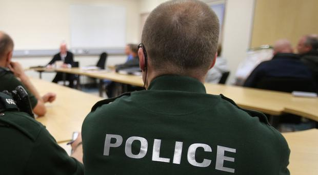 The PSNI says it never ignores anything which may put an individual at risk
