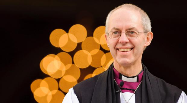 The Archbishop of Canterbury Dr Justin Welby described the ban as