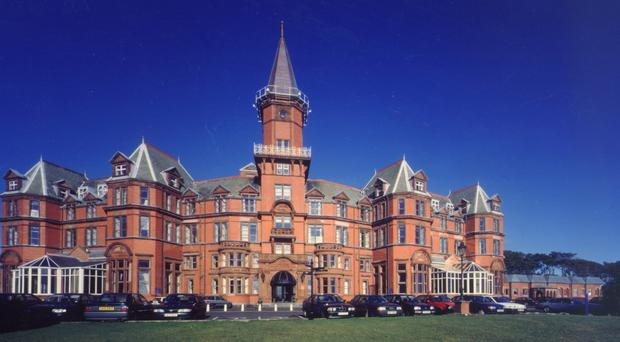 Luxury accommodation: Newcastle's Slieve Donard Hotel