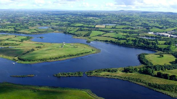 Devenish Island, one of Lough Erne's best known treasures