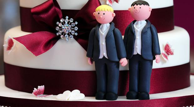 The issue of gay marriage divides public opinion in Northern Ireland, with vocal campaigners on both sides of the argument