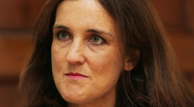 Sensitive material was being prepared for national security screening and restrictions imposed by Northern Ireland Secretary Theresa Villiers, the court was told