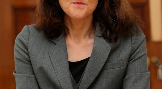 Optimistic: Theresa Villiers