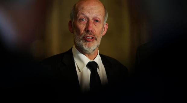 David Ford has vowed to listen to as many views as possible on his plans to overhaul the justice system