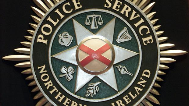A device was reportedly thrown at a patrol in the Antrim Road area on Saturday evening.