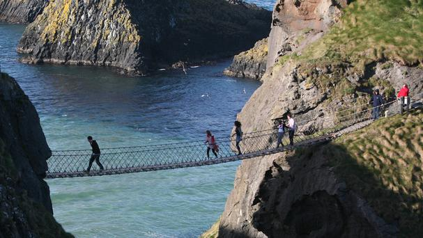 The Northern Ireland tourism industry is worth more than £750m to the local economy